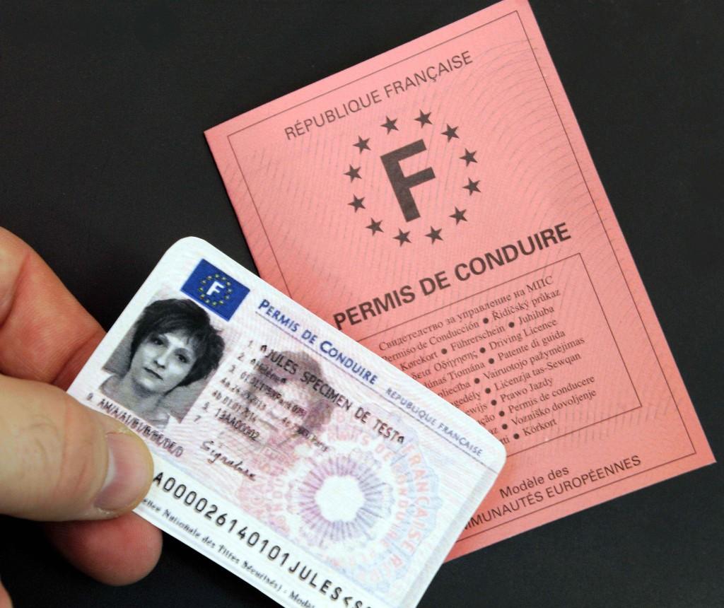 nouveau permis